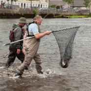 Self catering cottage for anglers co Mayo